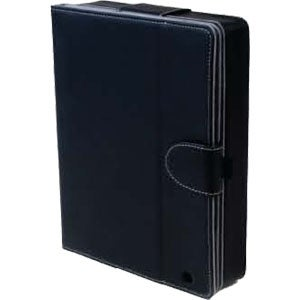 CTA Digital Carrying Case (Folio) for iPad - Black