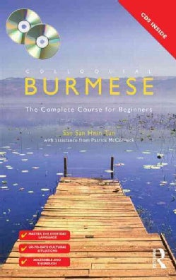 Colloquial Burmese: The Complete Course for Beginners