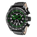 Swiss Legend Men's SL Pilot Chronograph Black Watch