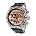 Swiss Legend Men's SL Pilot Chronograph Rose Dial Watch