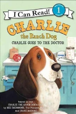 Charlie Goes to the Doctor (Hardcover)