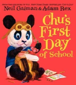 Chu's First Day of School (Hardcover)