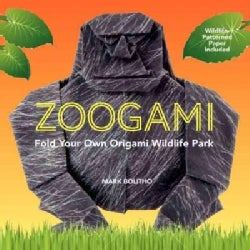 Zoogami: Fold Your Own Origami Wildlife Park (Paperback)