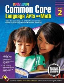 Common Core Math and Language Arts, Grade 2 (Paperback)