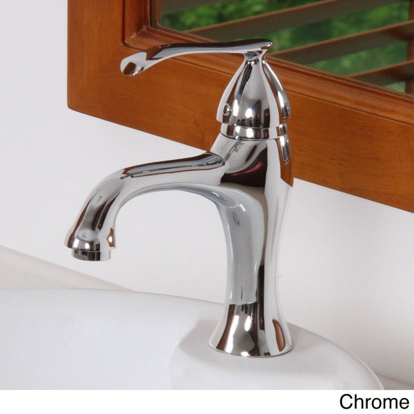 Elite Single Lever Basin Faucet