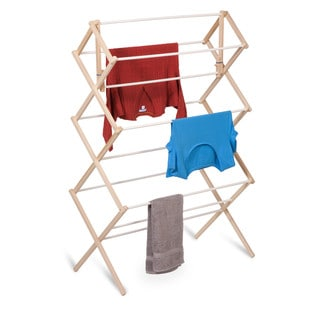Honey Can Do Heavy Duty Wood Drying Rack