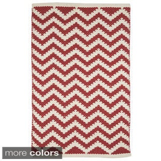 Handwoven Marque Accent Rug (1'8 X 2'10)