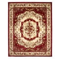 Ancient Empire Claret Area Rug (7'10 x 9'10)