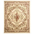 Ancient Empire Antique Ivory Area Rug (7'10 x 9'10)