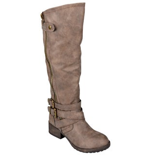 Madden Girl by Steve Madden Women's 'Master' Tall Round Toe Boots