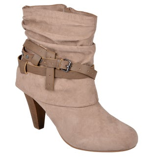 Madden Girl by Steve Madden Womans 'Polyy' High Heel Short Boots