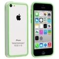 BasAcc Clear/ Green TPU Bumper for Apple� iPhone 5C