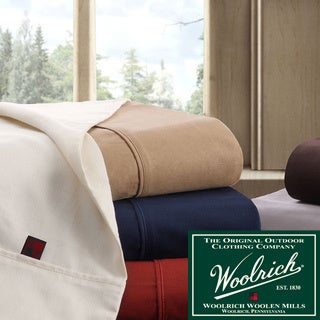 Woolrich Pima Cotton 300 Thread Count Sheet Set