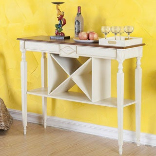 Brunswick Wine Console Table