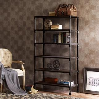 Renate Bookcase Coffee Finish