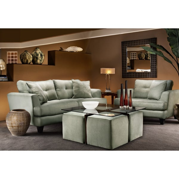 Fairmont Designs Made To Order Uptown 6-piece Sofa Set (Set of 6)