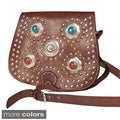 Bahia Crossbody Medallion Bag (Morocco)