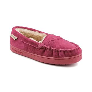Bearpaw Women's 'Brigetta' Pink Suede Casual Shoes