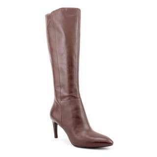 Via Spiga Women's 'Christy' Brown Leather Boots