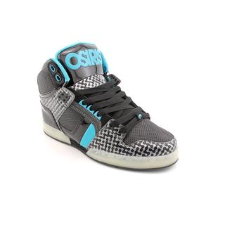 Osiris Men's 'NYC 83' Man-Made Athletic Shoe - Black/Blue
