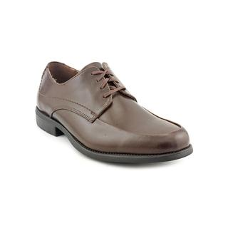 Hush Puppies Men's 'Infrared' Leather Dress Shoes - Wide