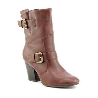 Mootsies Tootsies Women's 'Lubuff' Synthetic Boots - Brown