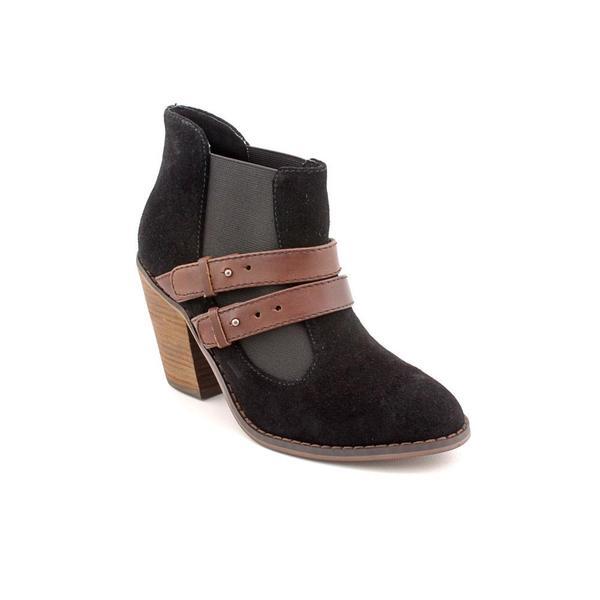 Kelsi Dagger Women's 'Jalynn' Regular Black Suede Boots