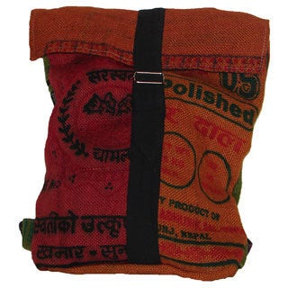 Recycled Jute Backpack (Nepal)