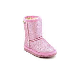 Bearpaw Girl (Toddler) 'Cheri' Synthetic Boots