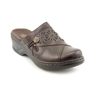 Clarks Women's 'Lexi Chestnut' Leather Dress Shoes