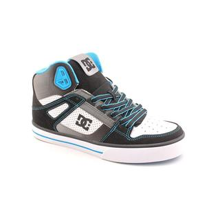 DC Men's 'Spartan HI WC SE' Leather Athletic Shoe