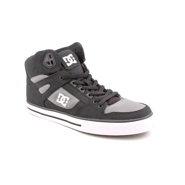DC Men's 'Spartan HI WC TX' Basic Textile Athletic Shoe