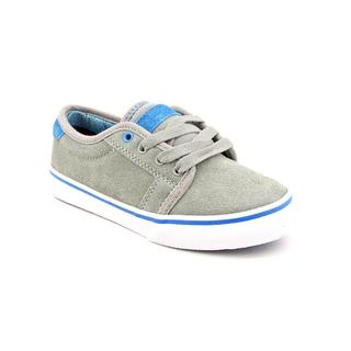 Fallen Boy (Youth) 'Forte' Regular Suede Athletic Shoe