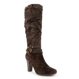 White Mountain Women's 'Rooftop' Regular Suede Boots