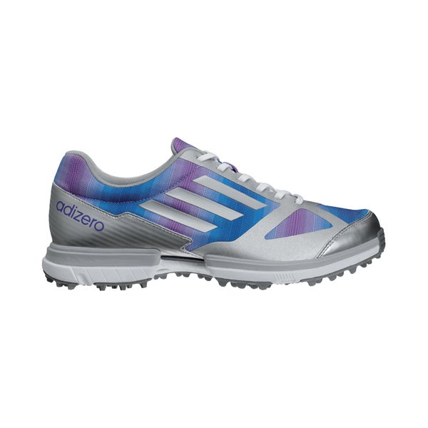 Adidas Women's Adizero Sport Joy Purple/ Silver Golf Shoes