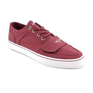 Creative Recreation Men's 'C Cesario Lo XVI' Burgundy Textile Casual Shoes