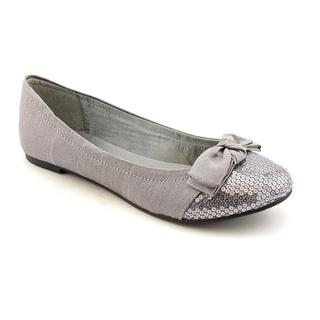 CL By Laundry Women's 'Gwynne' Grey Fabric Dress Shoes