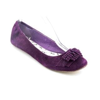 Chinese Laundry Women's 'Ta Da' Kid Suede Casual Shoes