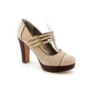 Enzo Angiolini Women's 'Eames' Regular-Suede Platform Dress Shoes