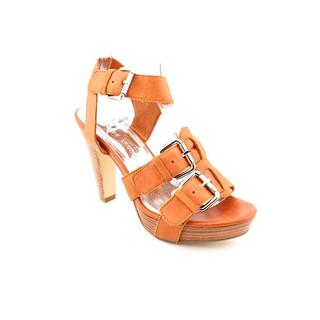 Chinese Laundry Women's 'Queen B' Leather Sandals