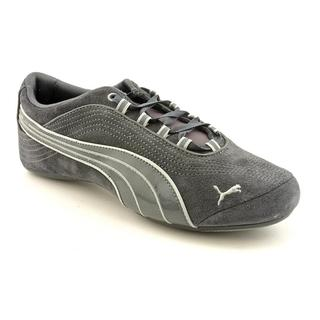 Puma Women's Round-Toe 'Soleil S' Regular Suede Athletic Shoe