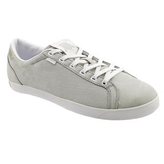 K Swiss Men's 'All Court Tennis' Gray Leather Casual Shoes