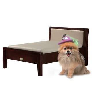 Classic Paws Toby Wood Frame Pet Bed