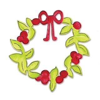 Sizzix Originals Christmas Wreath Die
