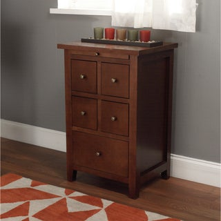 Bradford Chestnut End Table