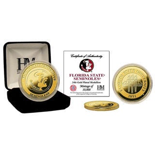 Florida State University 24-karat Gold Coin