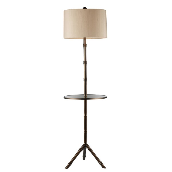 Dimond Lighting Dunbrook Tripod 1-Light Floor Lamp