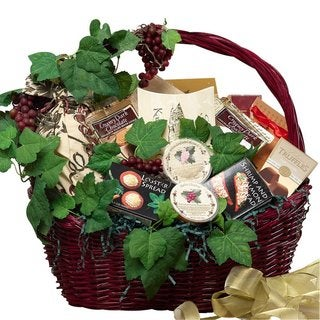 A Grand Occasion Gourmet Food Gift Basket