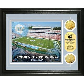 University of North Carolina Stadium Gold Coin Photo Mint
