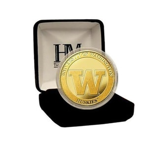 University of Washington 24-karat Gold Coin